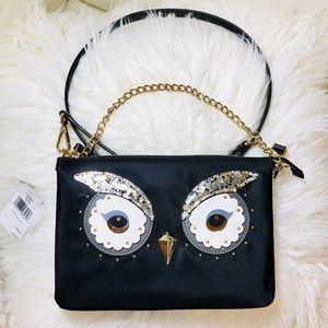 kate spade Bags - NWT Kate Spade Owl Crossbody